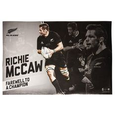 All Blacks Richie Poster
