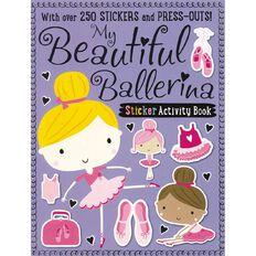 My Amazing Animals Sticker Activity Books