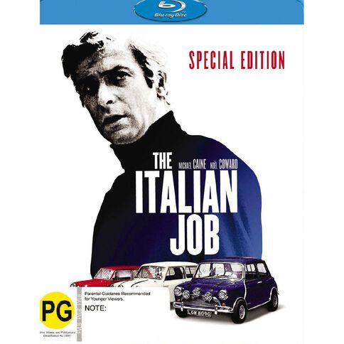The Italian Job Blu-ray 1Disc