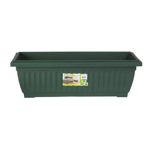 Baba Planter Box Green 48cm x 18cm