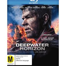 Deepwater Horizon Blu-ray 1Disc