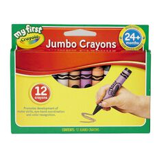 Crayola My First Crayons 12 Pack