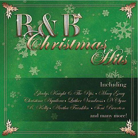 R&B Christmas Hits by Various Artists CD