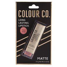 Colour Co. Long Lasting Lipstick Pale Pink Matte