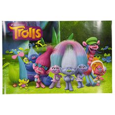 Trolls Poster Characters