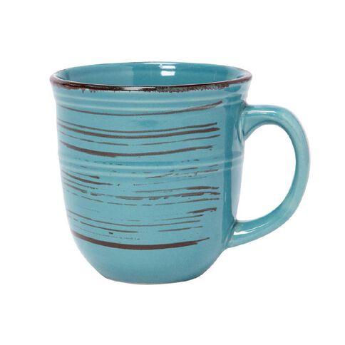 Harrison & Lane Mug Glazed Blue
