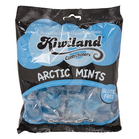 Kiwiland Mint Flavoured Boiled Sweets