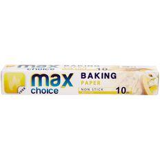 Max Choice Baking Paper 10m