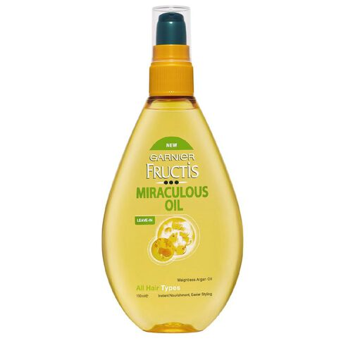 Garnier Fructis Miraculous Oil 150ml