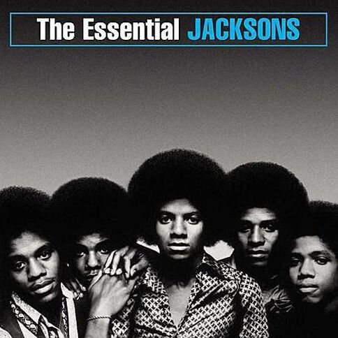 The Essential: Jacksons by The Jacksons CD