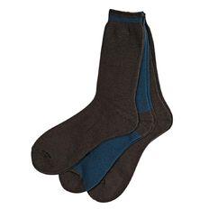 Basics Brand Men's Thermal Socks 3 Pack