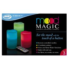 As Seen On TV Mood Magic Pack 3 Piece