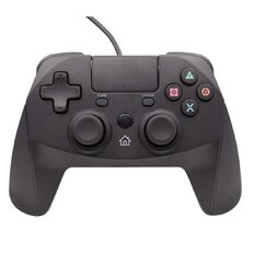 Playmax Controller Wired PS4 Black