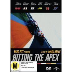 Hitting the Apex DVD 1Disc