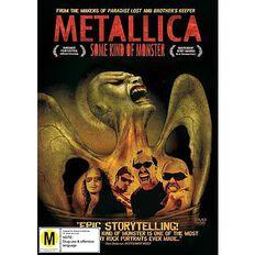 Metallica Some Kind of Monster DVD 2Disc