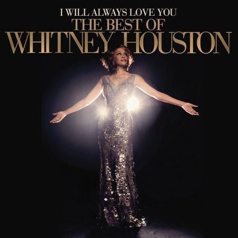 I Will Always Love You The Best of CD by Whitney Houston 1Disc