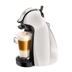 Nescafe Dolce Gusto Piccolini Capsule Coffee Machine White