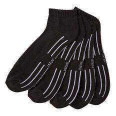 Active Intent Men's Low Cut Socks 5 Pack