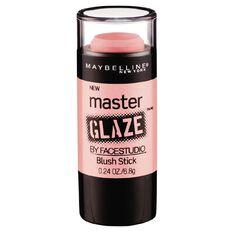 Maybelline Master Glaze Blush Stick Just Pinched
