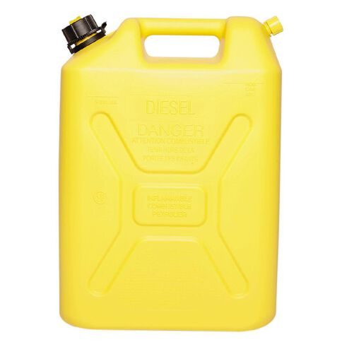 Scepter Jeep Style Diesel Fuel Can 20L