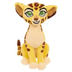 Lion Guard Bean Plush 20cm Assorted