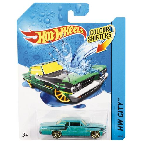 Hot Wheels Colour Shifters Vehicle Assorted