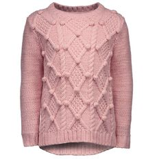 A'nD Cable Knit Jumper