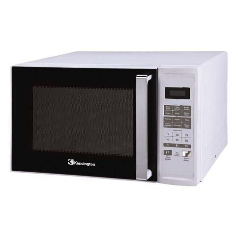 Kensington Microwave  White 34L 1100W