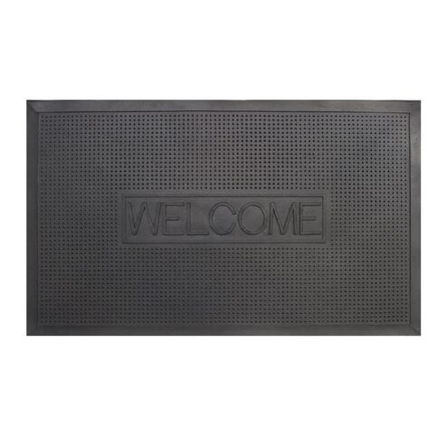 Mat Rubber Welcome