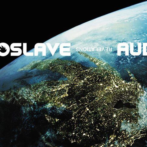 Revelations by Audioslave CD