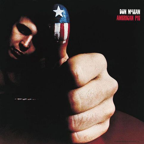 American Pie CD by Don McLean 1Disc