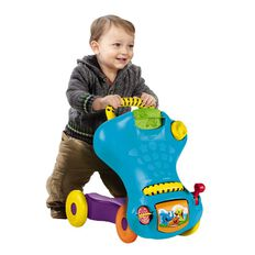 Playskool Step Start Walk 'n Ride Assorted Colours