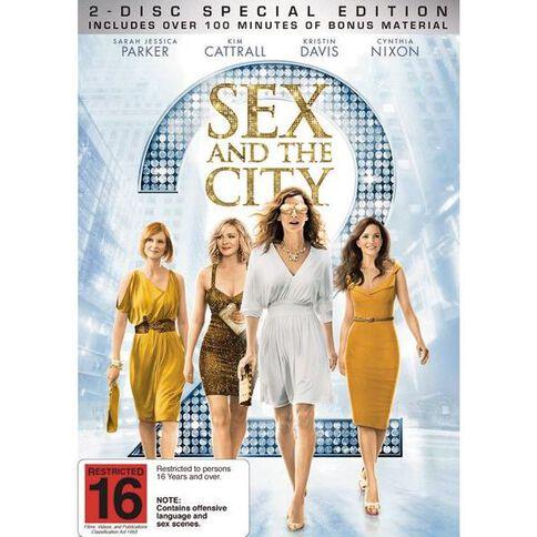 Sex & The City 2 DVD 2Disc