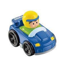 Fisher-Price Little People Wheelies Vehicles Assorted