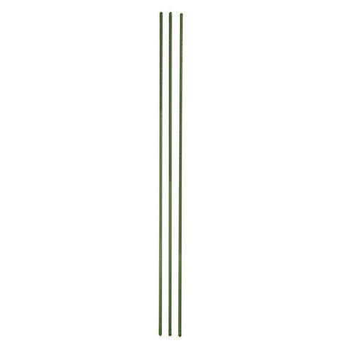 Westminster Plastic Coated Metal Stake 1.2m 3 Pieces