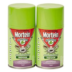 Mortein Automatic Insect Control System Refill Lavender 2 Pack