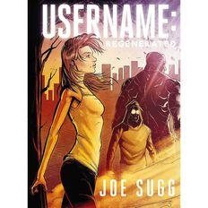 Username Evie #2 Regenerated by Joe Sugg