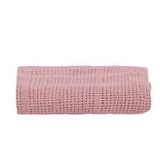 Babywise Cotton Cellular Blanket Pink