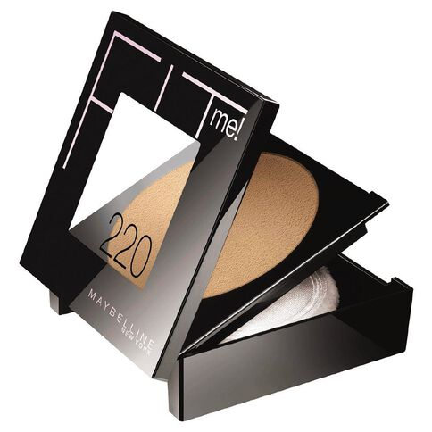 Maybelline Fit Me Pressed Powder Natural Beige