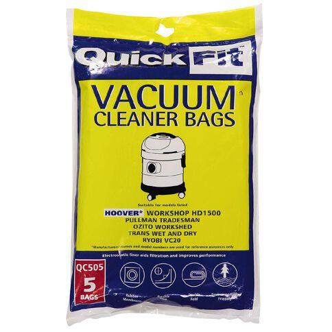 Hoover Vacuum Bags Workshop