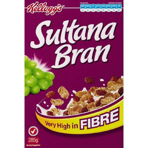 Kelloggs Sultana Bran 285g