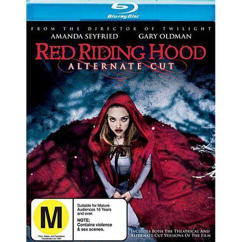 Red Riding Hood Blu-ray 1Disc