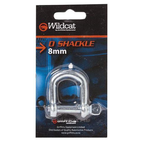 Wildcat D Shackle 8mm