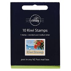 Croxley Mail Kiwistamp Book 10