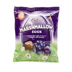 Cadbury Large Foiled Marshmallow Egg Bag 320g