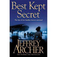 Clifton Chronicles #3 Best Kept Secret by Jeffrey Archer