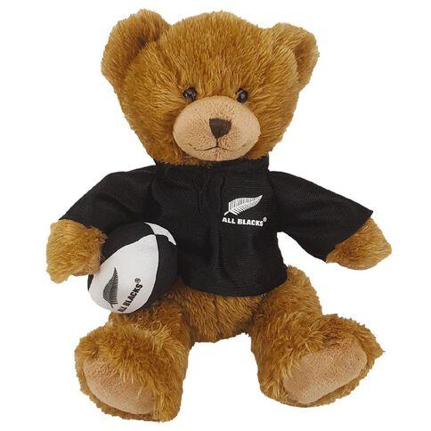 All Blacks Player Bear with Haka Sound 30cm