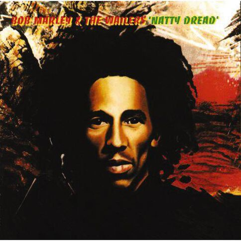 Natty Dread CD by Bob Marley 1Disc