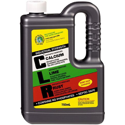 CLR Calcium Lime and Rust Remover 750ml