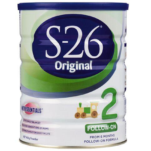 S26 Original 2 Follow On 900g From 6 months